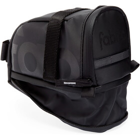 Fabric Contain Sadeltaske L, black